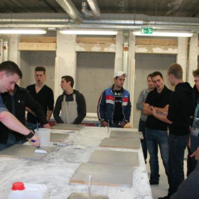 workshop beton cire